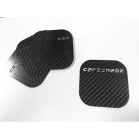 Carbon Fibre Cup & Drink Coasters