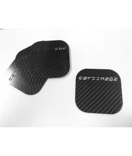 Carbon Fibre Coasters