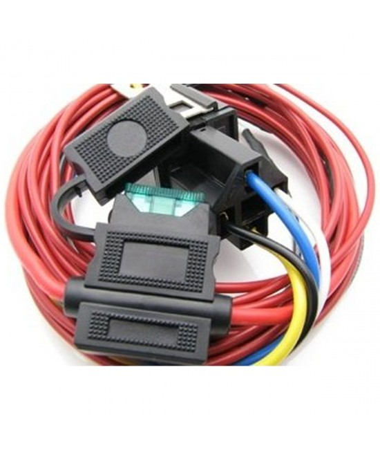 inKarbon Fuel Pump Hardwire Installation Kit